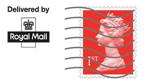 1st class Stamp Indicia