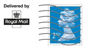 2nd class Stamp Indicia
